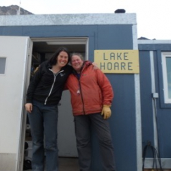 Lake Hoare Camp Managers
