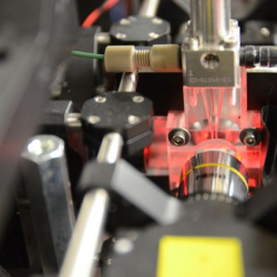 Sophisticated camera for phytoplankton pictures