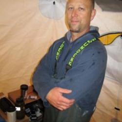 Archaeologist Bill Hedman