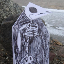 Utah Origami Penguin