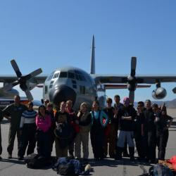 Arriving back in Kangerlussuaq seems surreal after being at Summit