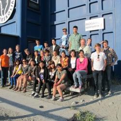 JSEP: Kangerlussuaq Field School Photo: Laura Lukes (2011)