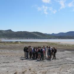 JSEP group on glacial delta deposits