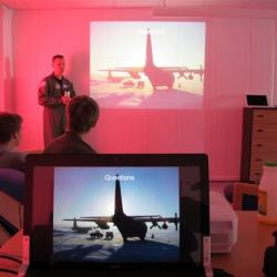 Paul Bersconi teaches us about airplane physics