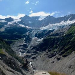 Bargg glacier