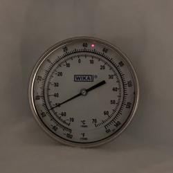 Tunnel Thermometer