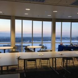 Conference room view UAF