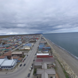 Views of the Nome coastline!