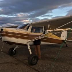 Jonathan's plane