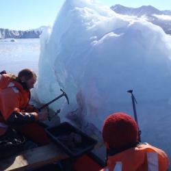 Iceberg wrangling