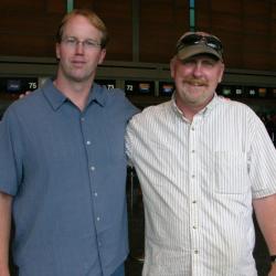 Mike and Matt