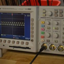 Oscilloscope measurements
