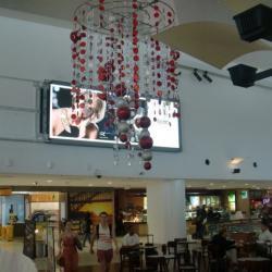 Sydney Airport decorations