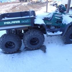 ATV at McMurdo