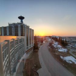 The University of Alaska, Fairbanks.