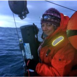 Jill Mikucki, Antarctica