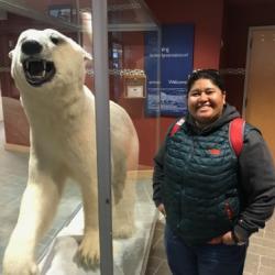 Ruth & the Polar Bear