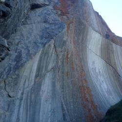 Part of the Greenland Dike Swarm