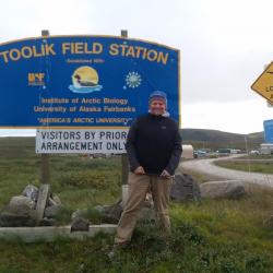 Toolik Sign