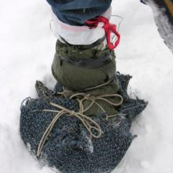 Real Arctic Footware