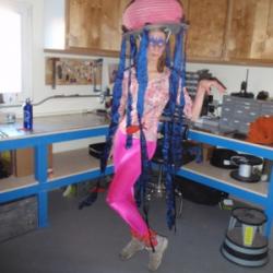 Julie the jellyfish